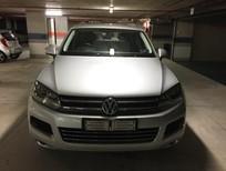 Bán Volkswagen Touareg GP đời 2015, màu bạc, xe nhập