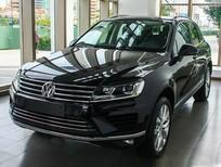 Bán xe Volkswagen Touareg GP đời 2015, màu đen, xe nhập