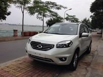 Cần bán ô tô Samsung QM5 rẻ nhất Hà Nội 2015, màu trắng, nhập khẩu mới 100%