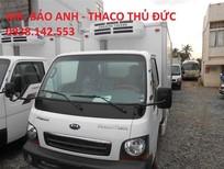 Xe tải KIA Trường Hải, xe tải kia 1T, 1T25, 1T4, 1T65, 2T3, 2T4, hỗ trợ bán trả góp qua ngân hàng lãi suất thấp nhất