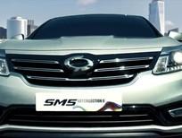 Ô tô Samsung SM5 TCE 2015 rẻ nhất Hà Nội, đủ màu, nhập khẩu chính hãng