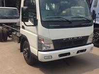 Xe tải Fuso canter 4 tấn 5 giá tốt - Đóng thùng theo yêu cầu, có xe giao ngay