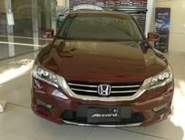 Bán xe Honda Accord 2015, màu đỏ, nhập khẩu nguyên chiếc, giá tốt nhất