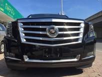 Bán ô tô Cadillac Escalade ESV Premium đời 2015, màu đen, nhập khẩu