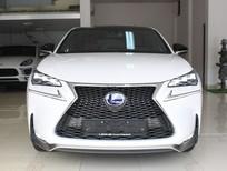 Cần bán xe NX200T 2015, màu trắng, xe nhập