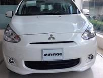 Bán xe Mitsubishi Mirage 2016 CVT giá tốt, có xe giao ngay