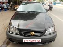 Ô tô Phương Huế cần bán xe Toyota Avensis đời 2002, màu đen, nhập khẩu chính hãng