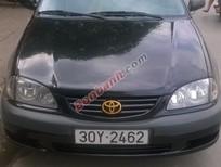 Cần bán gấp Toyota Avensis 2.0MT đời 2002, màu đen, xe nhập