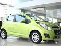 Cần bán Chevrolet Spark 1.0 AT đời 2016, hỗ trợ trả góp, giá thương lượng