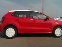 Bán ô tô Volkswagen Polo E 2015, màu đỏ, nhập khẩu, 756 triệu, nhanh tay liên hệ