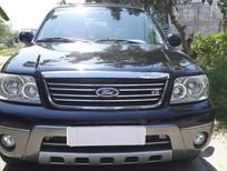 Bán Ford Escape V6 2004, màu đen, giá 310tr