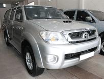 Bán ô tô Toyota Hilux 3.0G đời 2009, màu bạc, nhập khẩu