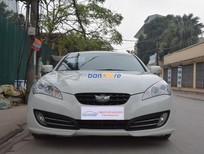 Cần bán Hyundai Genesis năm 2009, màu trắng, nhập khẩu Hàn Quốc, số tự động