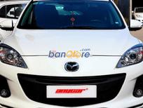 Cần bán lại xe Mazda 3 S 1.6AT 2014, màu trắng, số tự động, giá 682tr