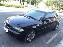 Bán xe BMW 318i năm 2003, màu đen, nhập khẩu chính hãng