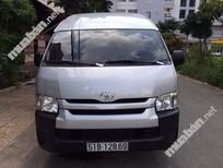 Bán ô tô Toyota Hiace đời 2014, nhập khẩu, còn mới giá tốt