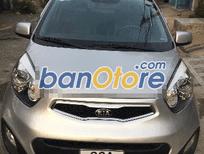 Cần bán xe Kia Morning đời 2014, màu bạc, nhập khẩu nguyên chiếc