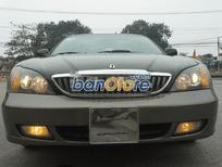 Cần bán lại xe Daewoo Magnus đời 2004, màu đen, nhập khẩu nguyên chiếc