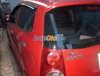 Xe Kia Morning SX-AT đời 2010, màu đỏ, số tự động, 280 triệu
