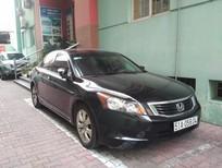 Cần bán xe Honda Accord đời 2007, màu đen, nhập khẩu chính hãng, giá cạnh tranh
