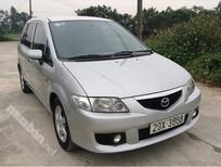 Bán ô tô Mazda Premacy đời 2005, màu bạc, xe nhập, số tự động, giá 335tr
