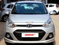Xe Hyundai i10 Grand-1-0MT năm 2014, màu bạc, nhập khẩu chính hãng, số sàn