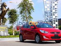 Bán Hyundai Accent đời 2016, màu đỏ, nhập khẩu chính hãng
