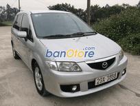 Cần bán lại xe Mazda Premacy đời 2005, màu bạc, xe nhập, số tự động, giá tốt