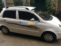 Cần bán xe Daewoo Matiz II SE đời 2008, màu trắng, số sàn