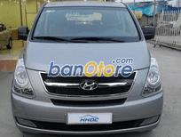 Xe công ty bán gấp Hyundai Starex sản xuất 2014, màu xám, xe nhập, số sàn
