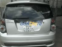 Cần bán xe Kia Morning đời 2011, màu bạc, xe nhập
