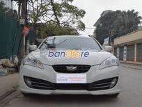 Cần bán Hyundai Genesis 2009, màu trắng, số tự động, giá tốt