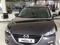 Bán xe Mazda 3 năm 2015, màu đen giá cạnh tranh