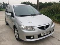 Cần bán Mazda Premacy đời 2005, màu bạc, số tự động