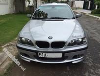 Bán xe BMW 3 Series 318i đời 2004, màu bạc, nhập khẩu chính hãng