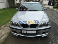Cần bán xe BMW 3 Series 2004, màu bạc, nhập khẩu, chính chủ, 385 triệu