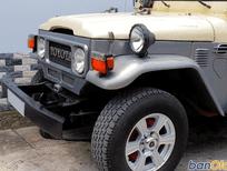 Cần bán Toyota Land Cruiser đời 1980, nhập khẩu chính hãng, giá tốt