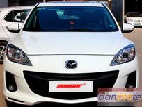 Bán ô tô Mazda 3 3S 1.6AT đời 2014, màu trắng, số tự động giá cạnh tranh