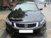 Cá nhân bán ô tô Honda Accord đời 2008, màu đen, nhập khẩu nguyên chiếc, giá 720 triệu