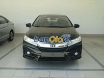 Bán xe Honda City năm 2016, màu đen, nhập khẩu, giá 604tr