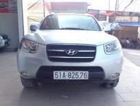 Cần bán lại xe Hyundai Santa Fe 2008, màu bạc, nhập khẩu Hàn Quốc, số tự động