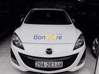 Cần bán lại xe Mazda 3 đời 2010, màu trắng, nhập khẩu chính hãng