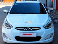 Bán ô tô Hyundai Accent 1-4-AT năm 2013, màu trắng, nhập khẩu, số tự động, 562 triệu