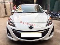 Cần bán xe Mazda 3 đời 2011, màu trắng, xe nhập, ít sử dụng, 615tr