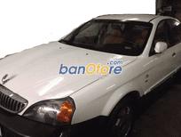 Xe Daewoo Magnus 2004, xe nhập, số tự động