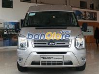 Cần bán xe Ford Transit đời 2015, màu bạc, giá tốt
