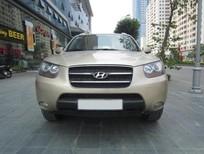 Cần bán gấp Hyundai Santa Fe đời 2008, nhập khẩu Hàn Quốc, số tự động