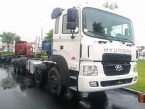 Bán xe Hyundai HD sản xuất 2015, màu trắng, nhập khẩu