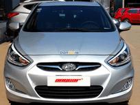 Hyundai Accent 1.4 AT đời 2014, màu bạc, xe nhập