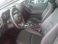 Bán xe Mazda 3 đời 2016, màu nâu, nội thất đen